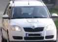 Opilý řidič v Šumperku narazil do strážníků městské policie