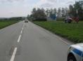 Cyklista z Moravičan byl těžce zraněn u Palonína