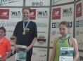 Plavci TJ Šumperk medailoví na Májovém Brnu
