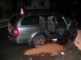 Opilý řidič usnul v Postřelmově za volantem