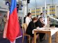 Jeseník podepsal smlouvu s maďarským Kapuvárem