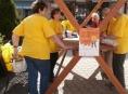 Šumpersko:Na boj s rakovinou lidé věnovali téměř 170 tisíc