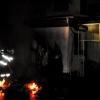 Noční požár v Libině                   zdroj foto:HZS Ok