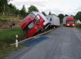 Opilý řidič Avie způsobil nehodu v Supíkovicích