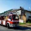 V Olšanech na Šumpersku hořelo řeznictví  zdroj foto:HZS Ok