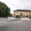 Bouzov má opravené náměstí a cestu k hradu  zdroj foto:Ok
