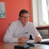 Ředitel Šumperské nemocnice MUDR.Radan Volnohradský   foto:sumpersko.net