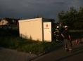 Pravděpodobně technická závada byla příčinou požáru v Litovli