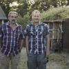 Lubomir Smekal a Miroslav Krobot, autoři scénáře Díra u Hanušovic foto:Evolution Films