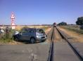 V pátek se staly dvě nehody na přejezdech v Olomouckém kraji