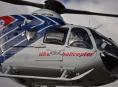 V Jindřichově se buduje přistávací plocha pro záchranářské vrtulníky