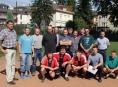 V šumperské hasičárně se konalo mistrovství ČR v nohejbale trojic