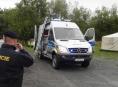 Pořádková jednotka policie Olomouckého kraje získala speciální vozidlo