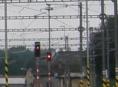 Strojvedoucí v Postřelmově vyjel na obsazenou kolej
