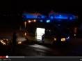 Nehoda dvou kamionů u Daskabát částečně uzavřela R35