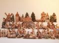 Přijďte se do Loštic seznámit s historií keramických betlémů
