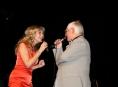 Leona Machálková a Moravia Big Band koncertovali pro dárce krve v Šumperku