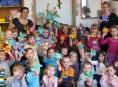 Pomozte pořádně roztočit Vánoční větrníky v Zábřehu
