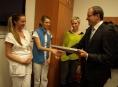 """Soutěž """"Úsměvy v nemocnici"""" vyhrála FN Olomouc"""
