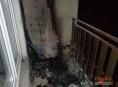 V Olomouckém kraji oslavy konce roku nezpůsobily vážnější škody
