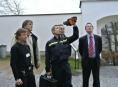 Hasiči v Zábřehu převzali termokameru