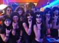 Maškarní divadelní ples v Šumperku vyhráli letos Kissáci