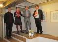 Výstava komiksové trilogie Alois Nebel byla zahájena v Bruselu