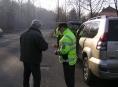 Akce TISPOL kontrolovala, jestli cestujete bezpečně