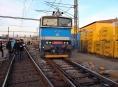 V Šumperku se srazila lokomotiva s Regionovou