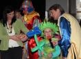 Plesovou sezónu v Rapotíně zakončil dětský karneval