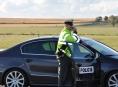 Sto řidičů na Olomoucku spáchalo přestupek