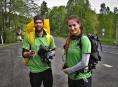 Horskou výzvu absolvovali také dobrovolníci, kteří uklízeli Šumavu