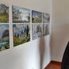 Výstava Miroslava Koláře v Šumperku    foto:V.Krejčí