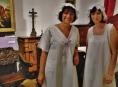 Vernisáž v šumperském muzeu se změnila na pyžamový večírek