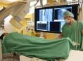 Nový kardiologický sál vysvětil arcibiskup