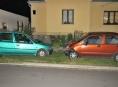 Řidička v Šumperku zranila dvě osoby a nadýchala 2,02 promile