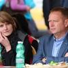 veterinářka Veronika Drexlerová a Vlastimil Klajbl - obchodní ředitel S.O.S.Olomouc - členové poroty