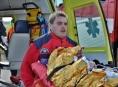 Opilý řidič v Libivé srazil chodce a nechal ho ležet bez pomoci