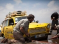 Expediční Trabant dojede do Oka