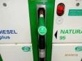 Nejakostních 10 tisíc litrů pohonných hmot zjistila obchodní inspekce