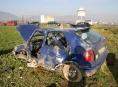Po vážné dopravní nehodě v Rapotíně zůstalo pět zraněných