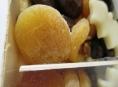Sušené ovoce bylo napadené mlékohubem