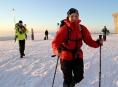 Pavel Zitta změnil trasu i časový limit Zimní výzvy