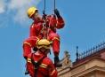 Kuriozní a úsměvné zásahy hasičů roku 2014
