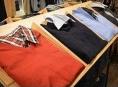 Textilní výrobky jsou v prodeji bez značení a také bez ceny