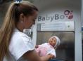 Po osmi letech dostala Olomouc babybox nové generace