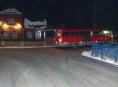 Řidič autobusu na Jesenicku podcenil rychlost