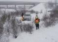Policie a hasiči informují o dopravní situaci v Olomouckém kraji