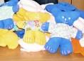 Doživotně odsození vězni na Mírově vyrábí hračky pro děti v krizové životní situaci