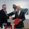 ministři obou států podepsali dohodu     zdroj foto: MD